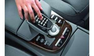 Mercedes S-Klasse Wählmuschel