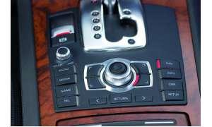 Audi A8 Mittelkonsole