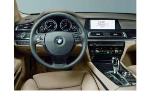 BMW 7er Innenraum