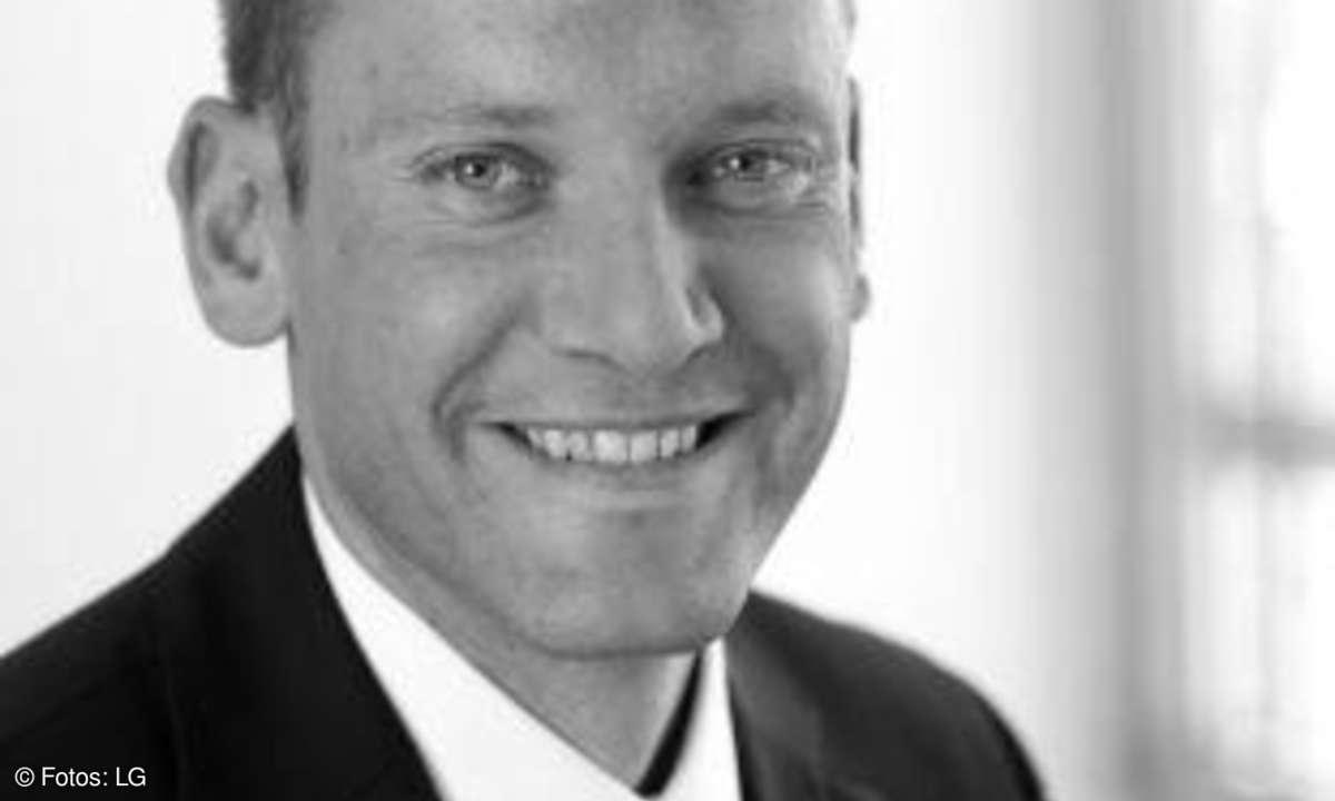 Helge Alter, Director Mobile Communication, LG Deutschland