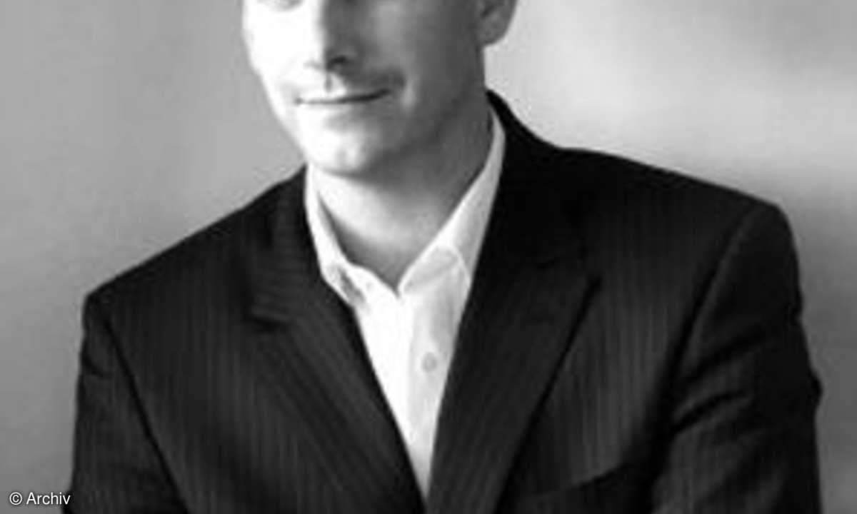 Gunter Thiel, Marketingleiter Sony Ericsson Deutschland