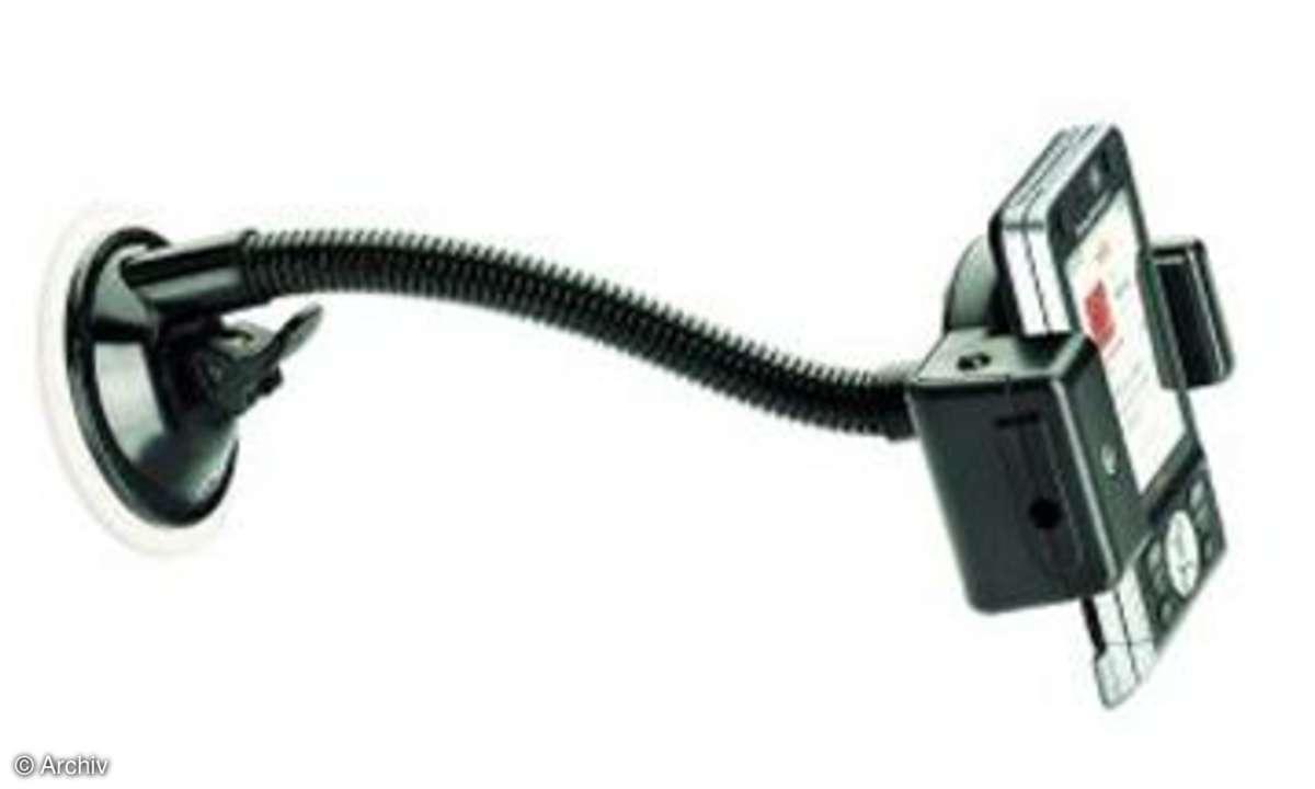 Autohalterung HCK-40