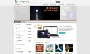 Google Music jetzt auch in Deutschland