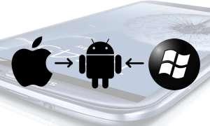 Daten migirieren Android