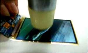 Unzerstörbares Display von Samsung