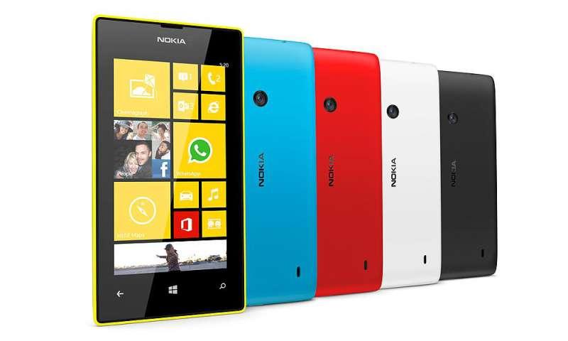 Alle Lumia Phones Im Vergleich Connect