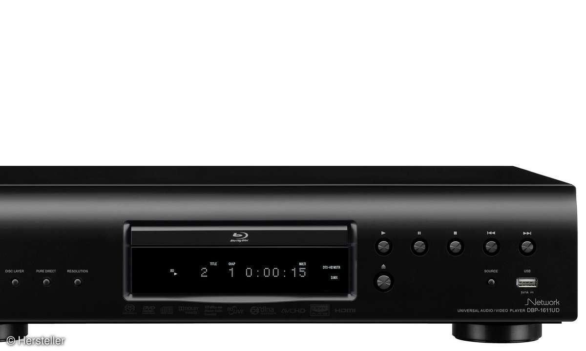 3D-Universal-Blu-ray-Player Denon DBP 1611 UD