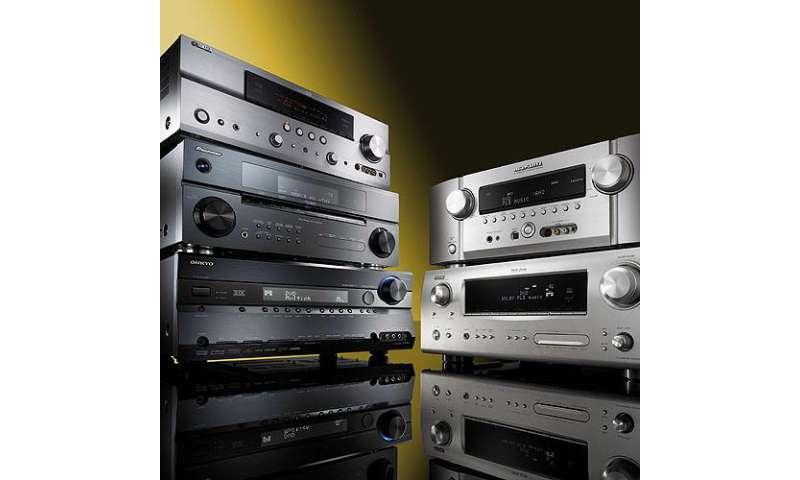 Vergleichstest AV-Receiver Yamaha RX V 863, Pioneer VSX ...
