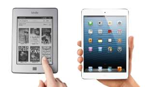 Kindle, iPad mini
