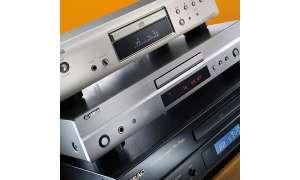 CD-Player Vergleich