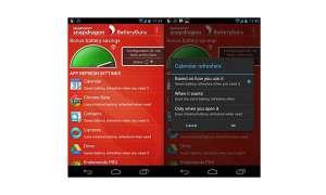 Snapdragon BatteryGuru, Energiespar-App
