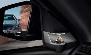 Bang & Olufsen verbaut ein Surround-System in der Mercedes S-Klasse