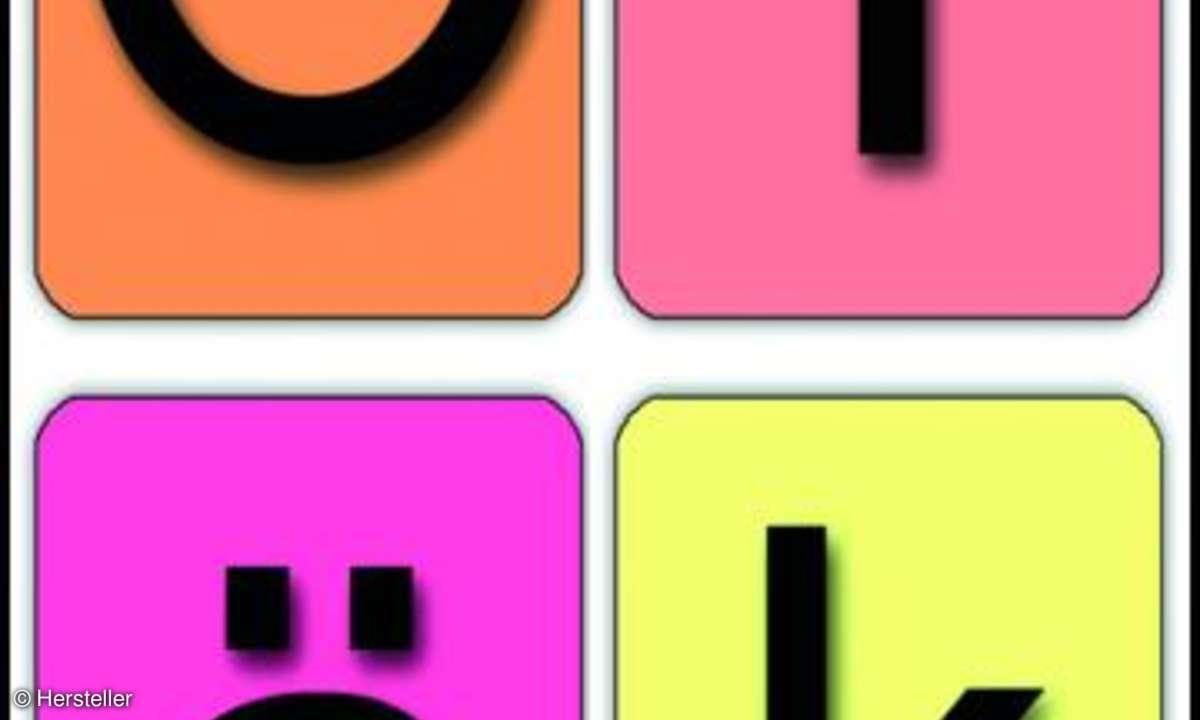 Buchstaben-Lernen für Kinder