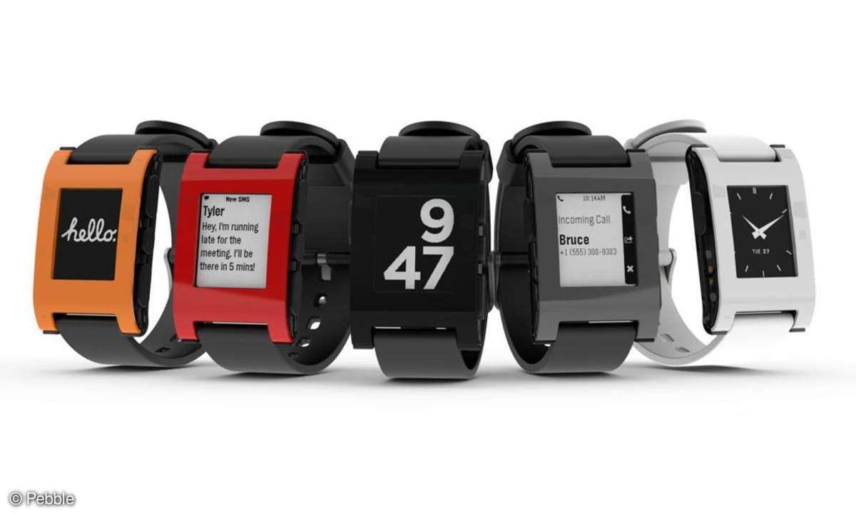 Pebble Smart-Watch