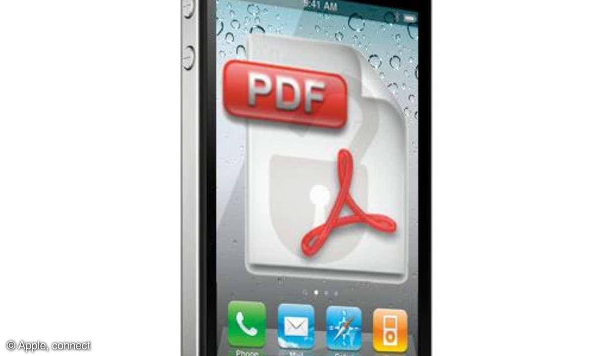 Apple iPhone PDF-Sicherheitslücke