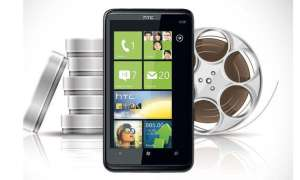 Smartphone, Microsoft, Windows Phone 7, HTC, HTC HD7