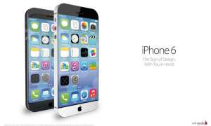 Designstudie iPhone 6