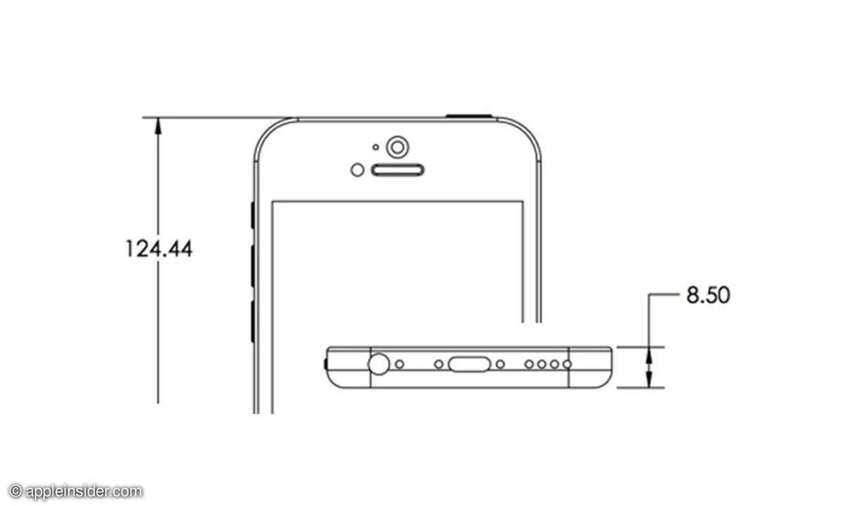 Apple iPhone Light: Ist die Skizze echt?