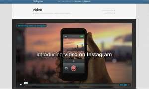 Mit Instagram können Nutzer ab sofort Kurzvideos machen.