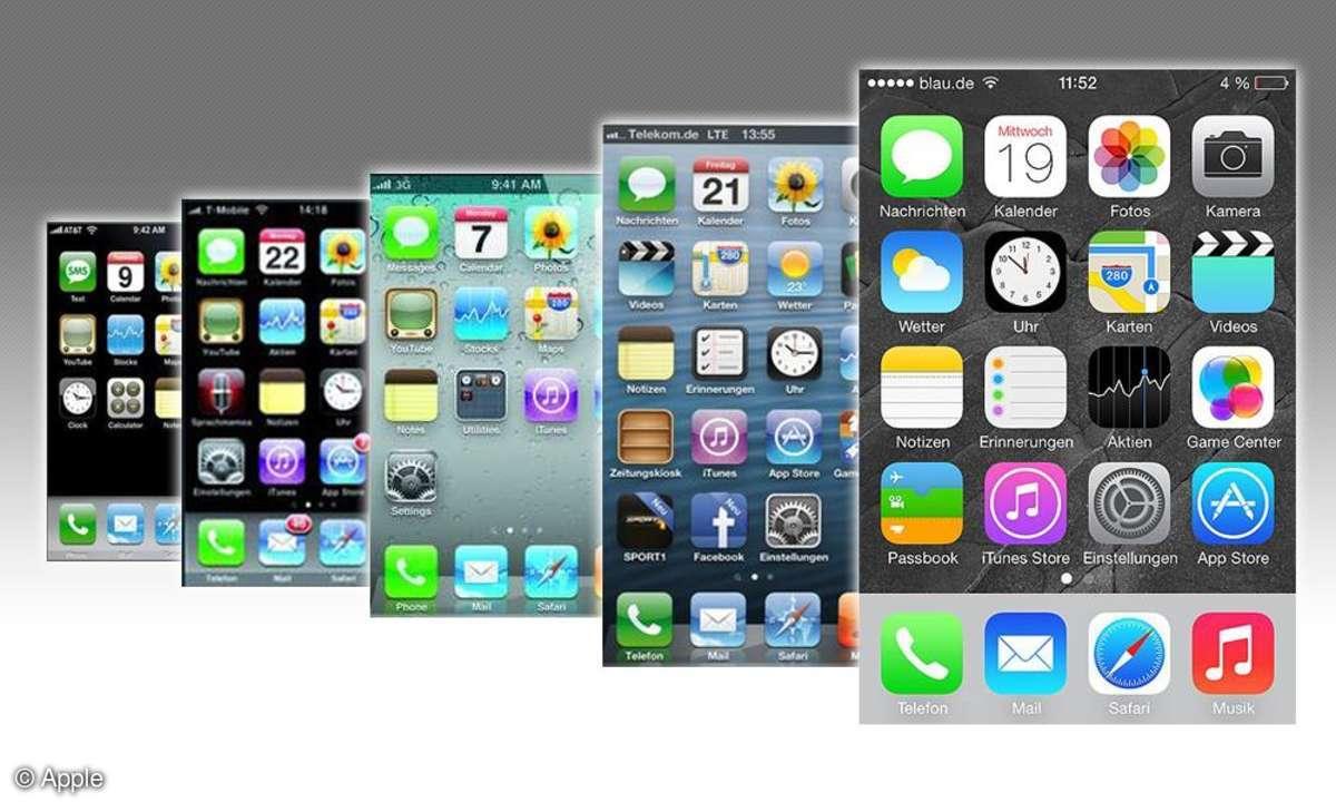 iOS Teaser