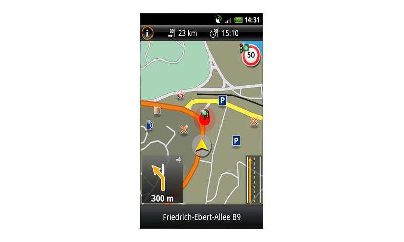 navigon bringt select telekom edition f r android connect. Black Bedroom Furniture Sets. Home Design Ideas