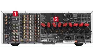 AV-Receiver NAD T 775
