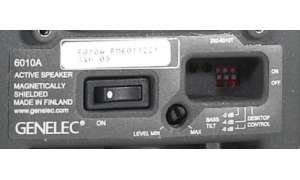 Lautsprecher Genelec 6010 A