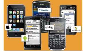 Smartphone-Betriebssysteme im Vergleich
