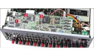 AV-Receiver Onkyo TX NR 807