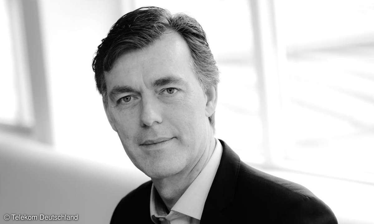 Michael Hagspihl - Telekom Deutschland