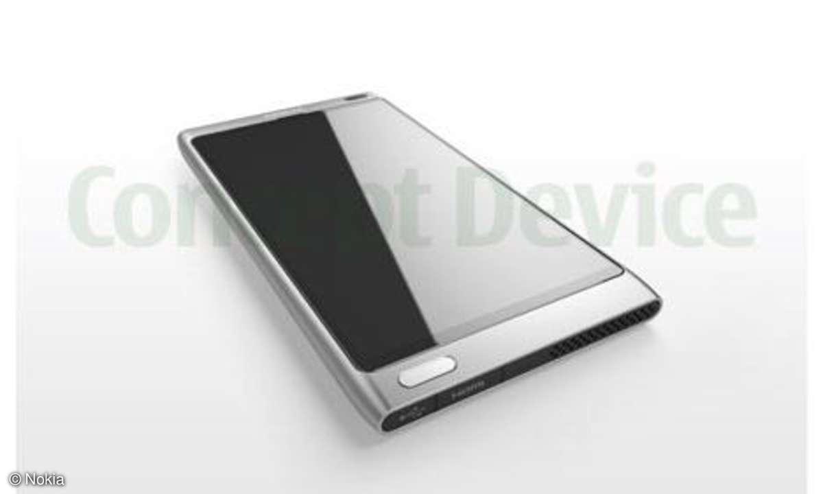 Nokia U Konzept-Smartphone