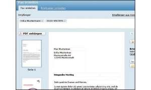 Virtuelle TK-Anlagen SMS/FAX