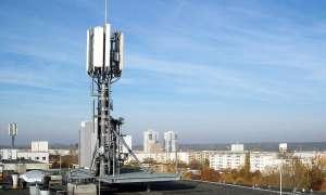 LTE-Antenne Halle-Neustadt O2