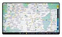 Internet-TV von Samsung - Google Maps