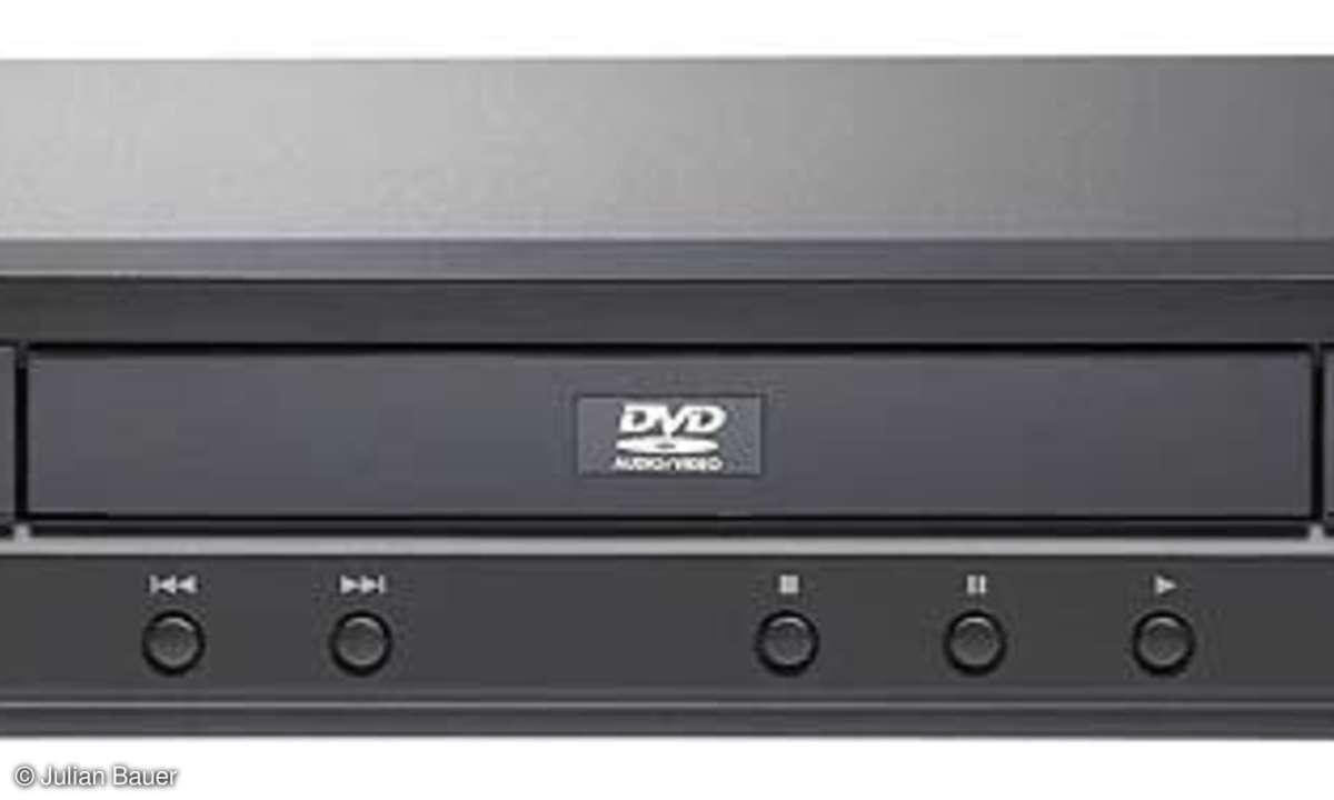 Pioneer DV 600 AV
