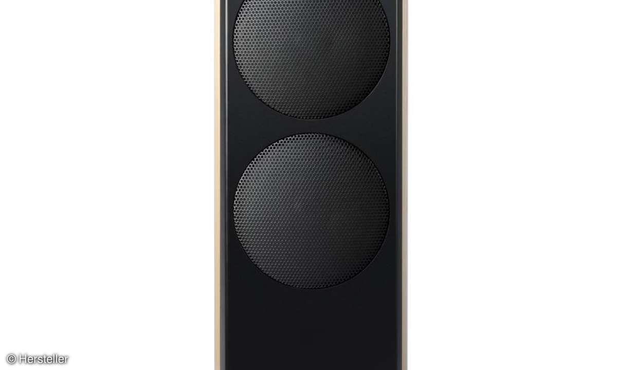 Lautsprecher der Naim Ovator S 400