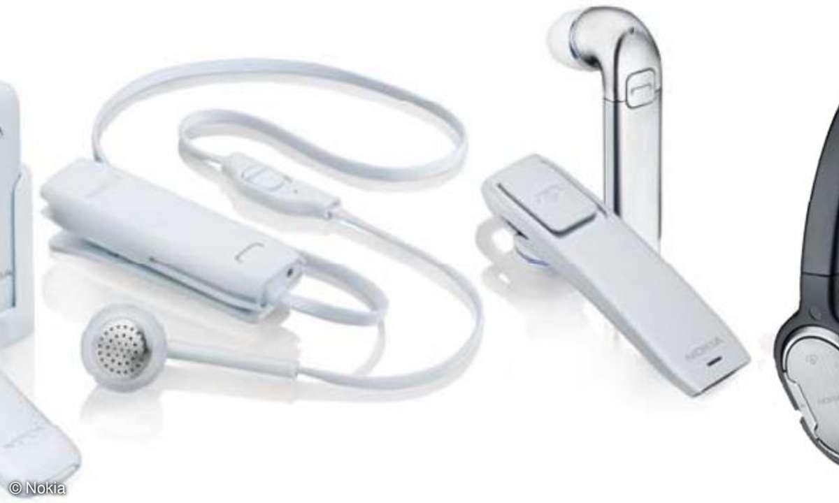 Nokia Bluetooth-Headsets