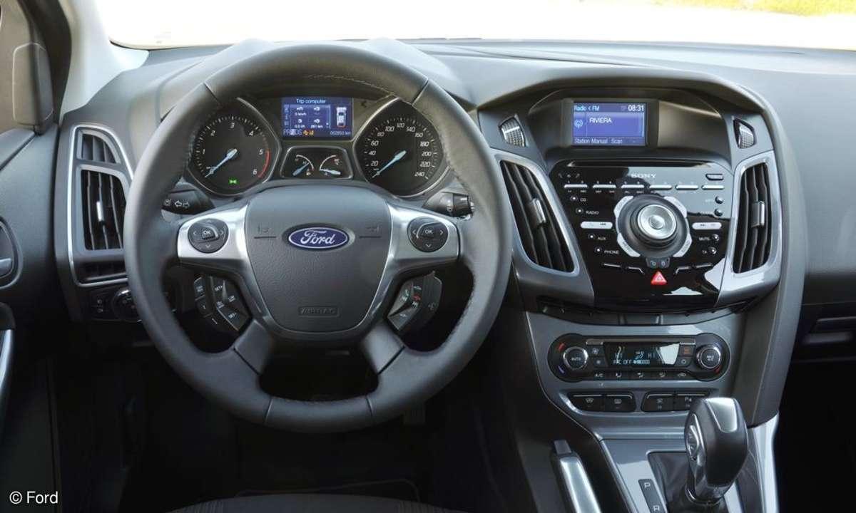 Car Connectivity Ford