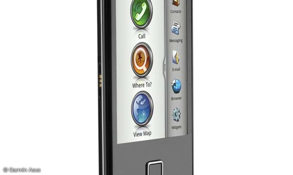 Nüvifone A50