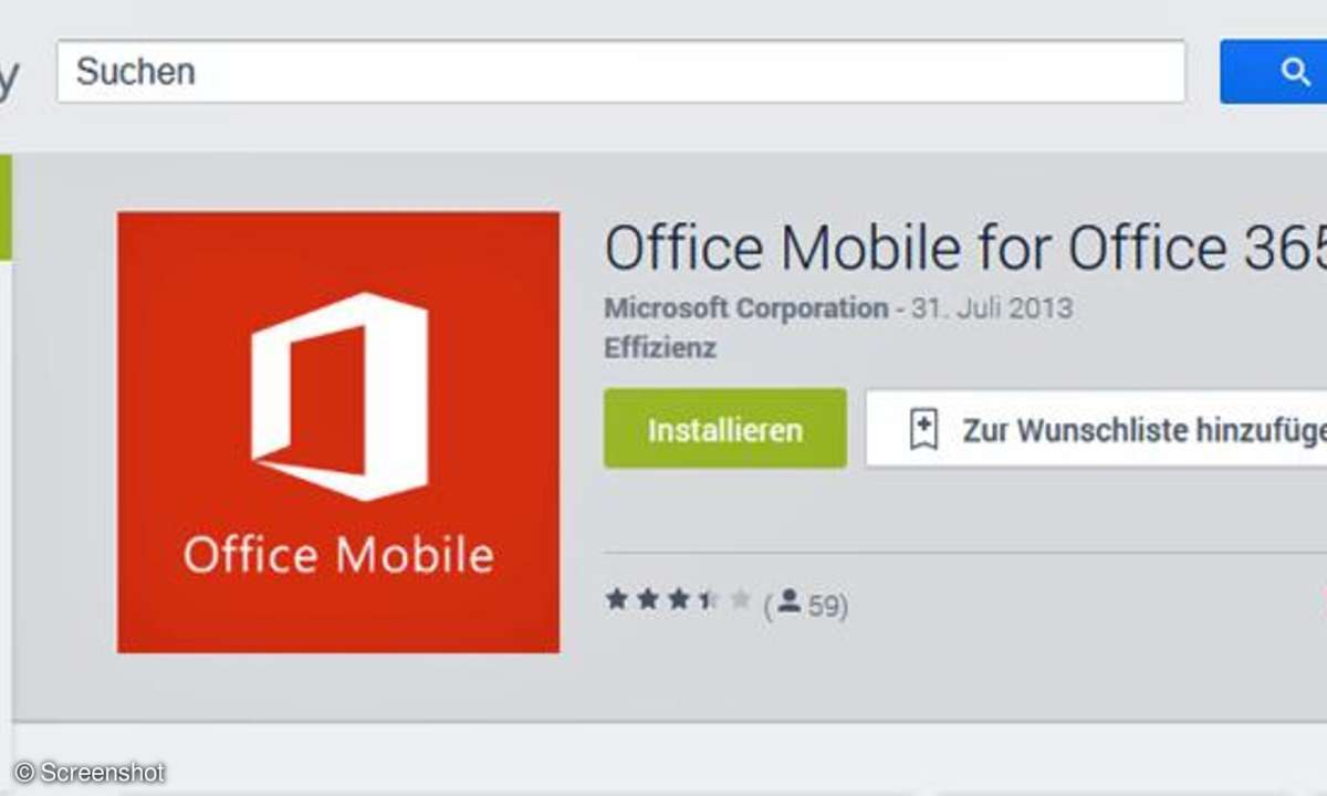 Microsoft Office Mobile for Office 365