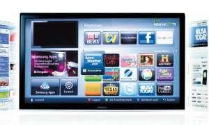 Samsung LE46C679: Internet-TV von Samsung