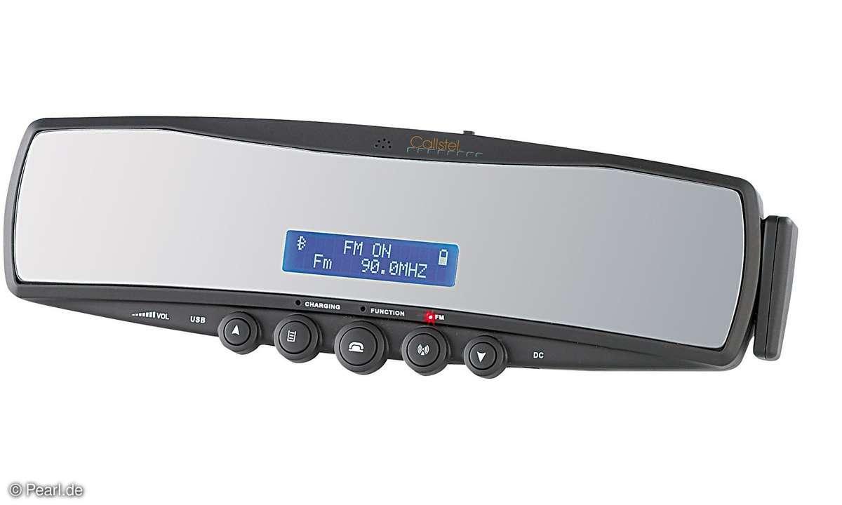 Callstel Bluetooth-Kfz-Freisprech-Set BT-660.MP3