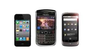 Drei Handy-Typen, drei Persönlichkeiten.