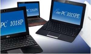 Asus Eee PC: Vier Modelle im Vergleich