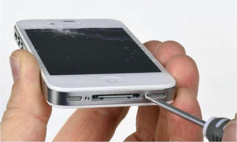 iphone reparatur programm