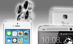 Apple, LG, HTC