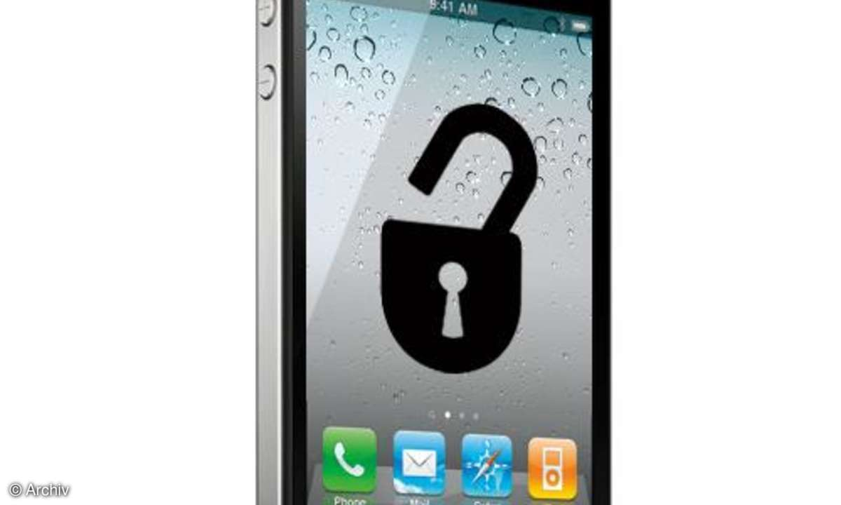 SIM-Lock entfernen