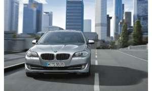 BMW 5er iDrive 2.0 2010