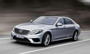 Mercedes S Klasse