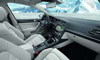 VW Golf Variant Cockpit